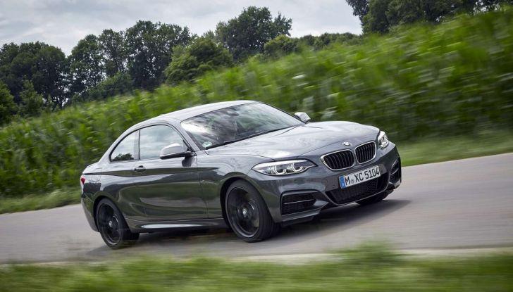 Nuova BMW Serie 2 Coupè restyling, prezzi e dotazioni - Foto 18 di 29