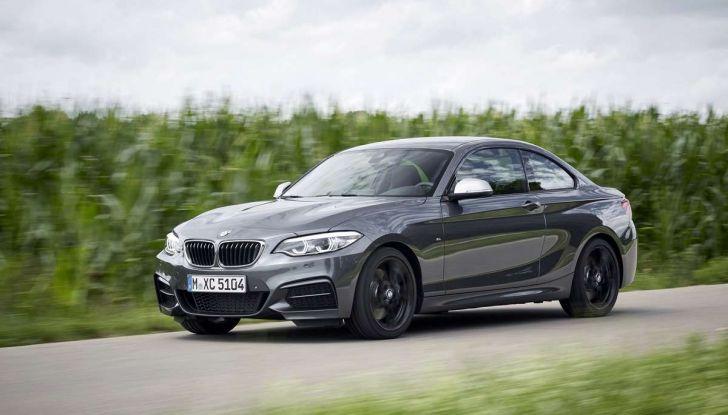 Nuova BMW Serie 2 Coupè restyling, prezzi e dotazioni - Foto 20 di 29