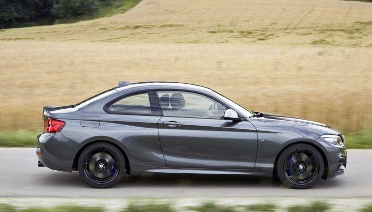Nuova BMW Serie 2 Coupè restyling, prezzi e dotazioni - Foto 22 di 29
