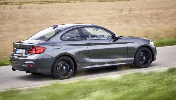 Nuova BMW Serie 2 Coupè restyling, prezzi e dotazioni - Foto 23 di 29