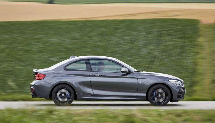 Nuova BMW Serie 2 Coupè restyling, prezzi e dotazioni - Foto 27 di 29
