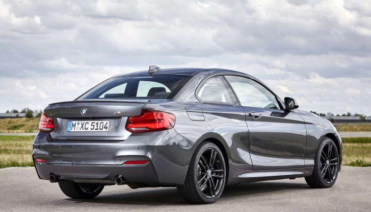 Nuova BMW Serie 2 Coupè restyling, prezzi e dotazioni - Foto 28 di 29