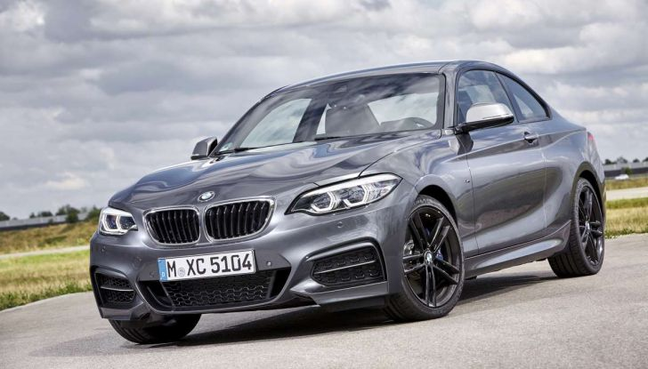 Nuova BMW Serie 2 Coupè restyling, prezzi e dotazioni - Foto 29 di 29