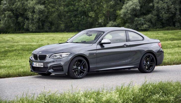 Nuova BMW Serie 2 Coupè restyling, prezzi e dotazioni - Foto 1 di 29
