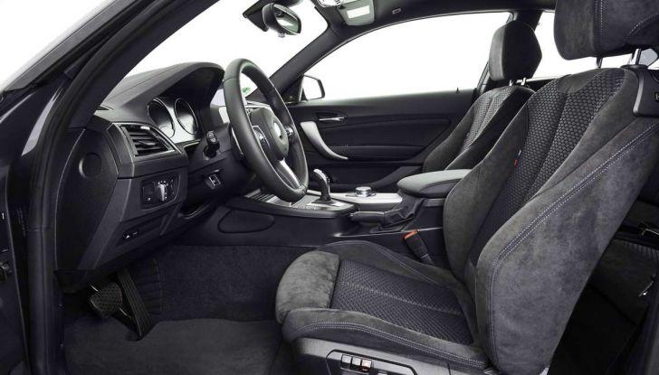 Nuova BMW Serie 2 Coupè restyling, prezzi e dotazioni - Foto 5 di 29