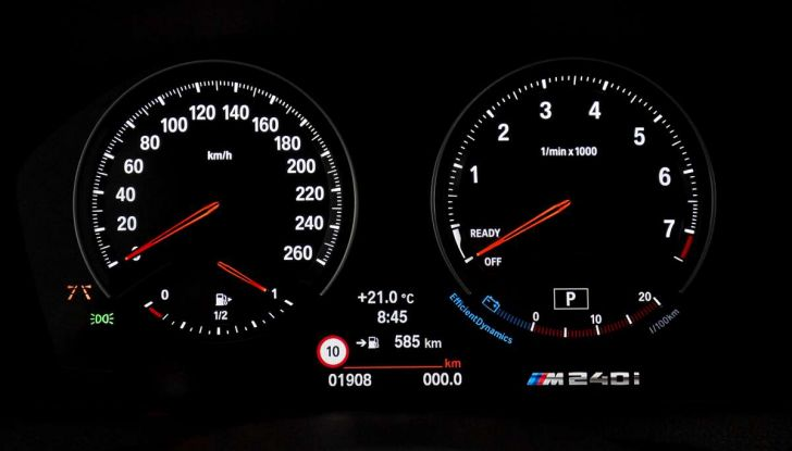 Nuova BMW Serie 2 Coupè restyling, prezzi e dotazioni - Foto 26 di 29