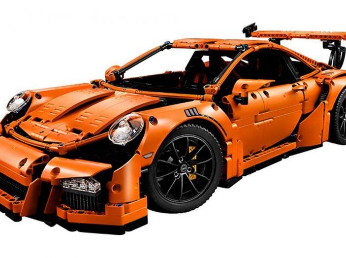 I 5 migliori modelli di auto LEGO - Foto 1 di 11