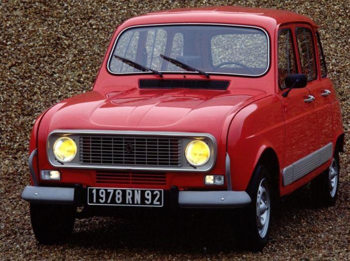 Le 10 auto più amate dagli italiani tra i miti del passato - Foto 6 di 10