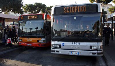 Sciopero del trasporto pubblico locale giovedì 6 luglio: orari e informazioni