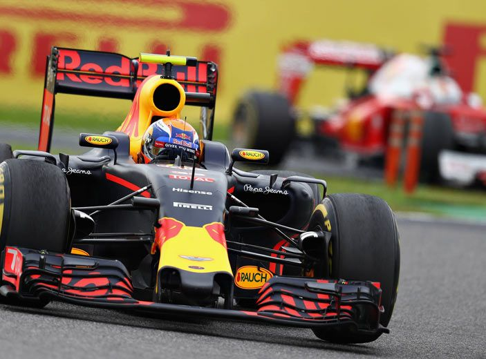 F1, Max Verstappen sostituisce Raikkonen in Ferrari? - Foto 1 di 7