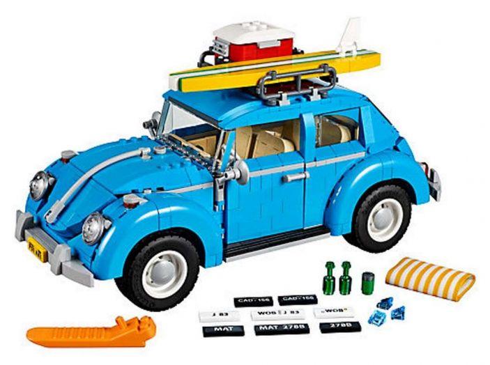 I 5 migliori modelli di auto LEGO - Foto 10 di 11