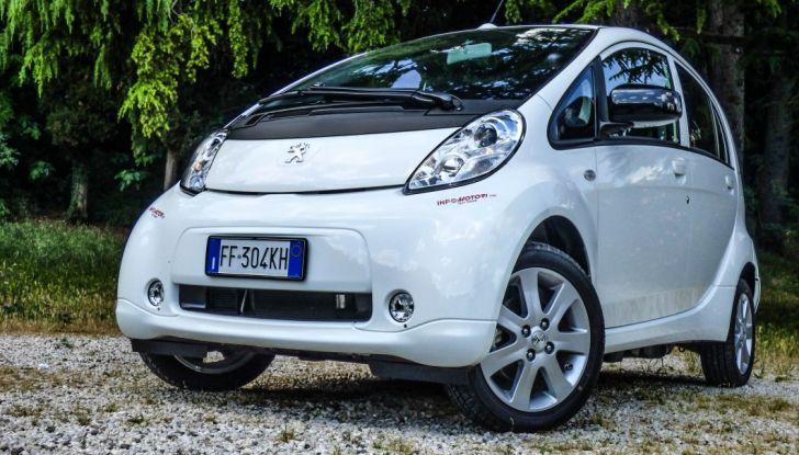 Test Peugeot 108 Collection VS Peugeot iON: Elettrica contro Citycar - Foto 5 di 39