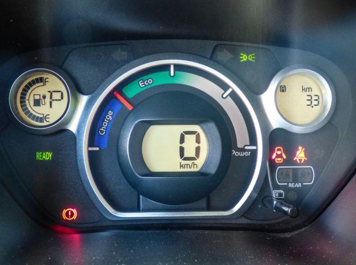 Test Peugeot 108 Collection VS Peugeot iON: Elettrica contro Citycar - Foto 34 di 39
