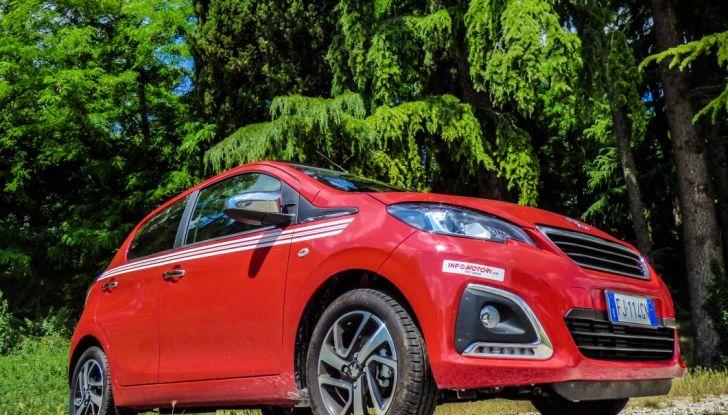 Test Peugeot 108 Collection VS Peugeot iON: Elettrica contro Citycar - Foto 7 di 39
