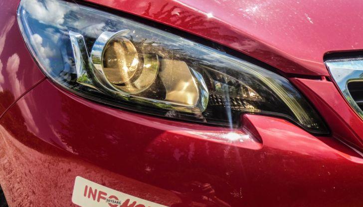 Test Peugeot 108 Collection VS Peugeot iON: Elettrica contro Citycar - Foto 12 di 39