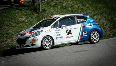Trofeo Peugeot Competition RALLY 208 – il punto