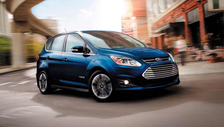 Auto ibrida e ibrida Plug-in: largo all'auto elettrica! - Foto 13 di 18