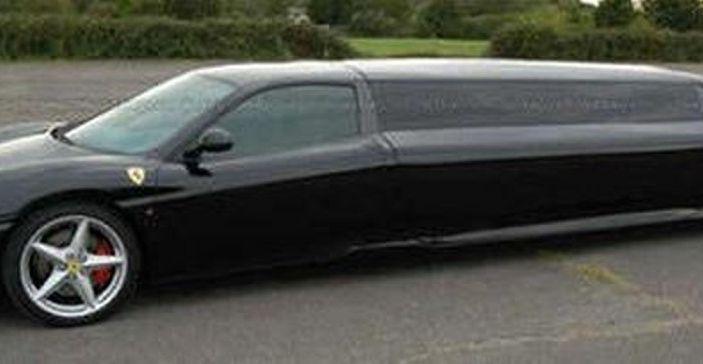 Ferrari-limousine: Potenza e comfort, ma sono guai per il proprietario - Foto 5 di 8