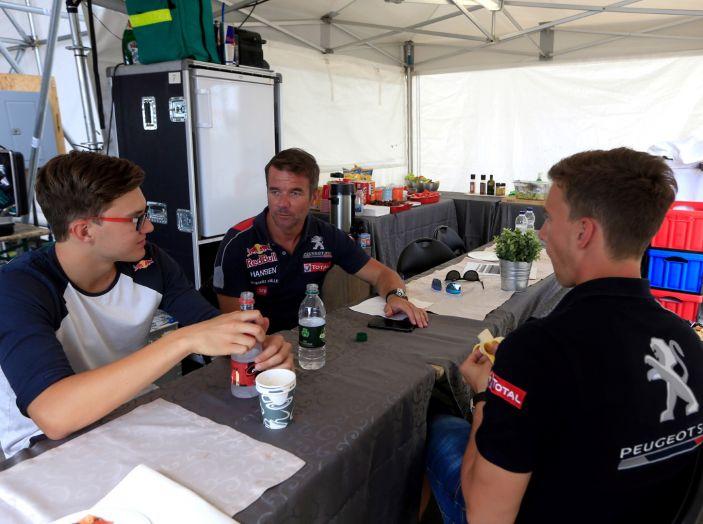 I commenti post gara dell'appuntamento canadese del Rallycross - Foto 1 di 3