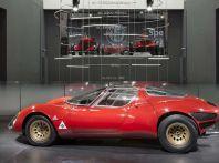 Alfa Romeo 33 Stradale celebra i 50 anni con una mostra ad Arese