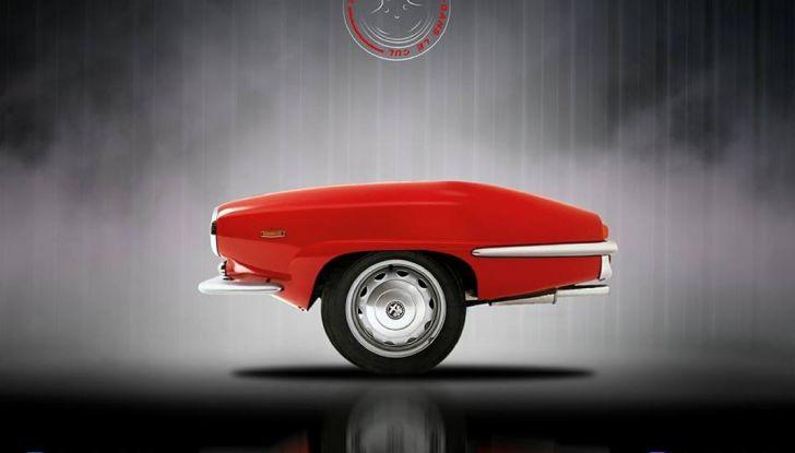 """I segreti del design automotive raccontati da """"La Tête Dans le Cul"""" - Foto 8 di 17"""