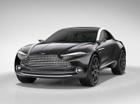 Aston Martin DBX 2019: il crossover inglese da 600CV