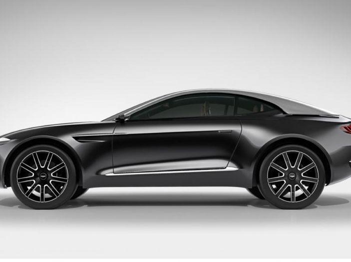 Aston Martin DBX 2019: il crossover inglese da 600CV - Foto 8 di 9