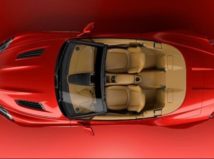 Aston Martin Vanquish Zagato Volante: serie limitata da 99 esemplari - Foto 6 di 10