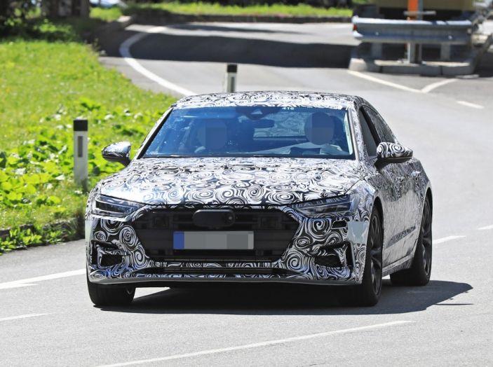 Audi A7, tutta nuova per il 2018 - Foto 27 di 27