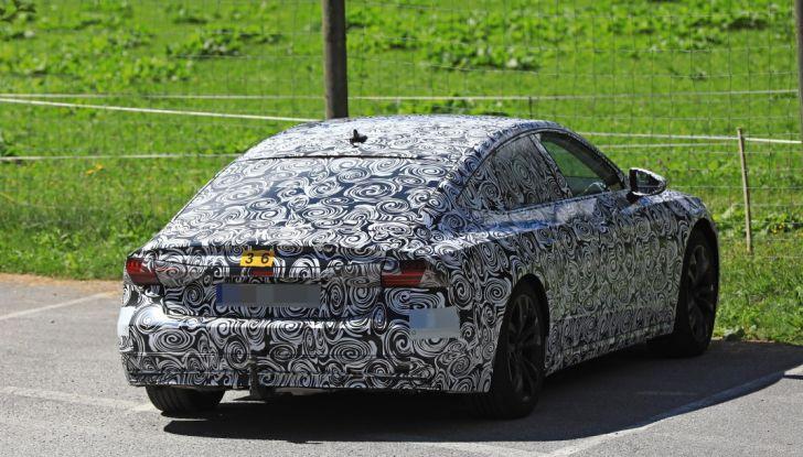 Audi A7, tutta nuova per il 2018 - Foto 9 di 27