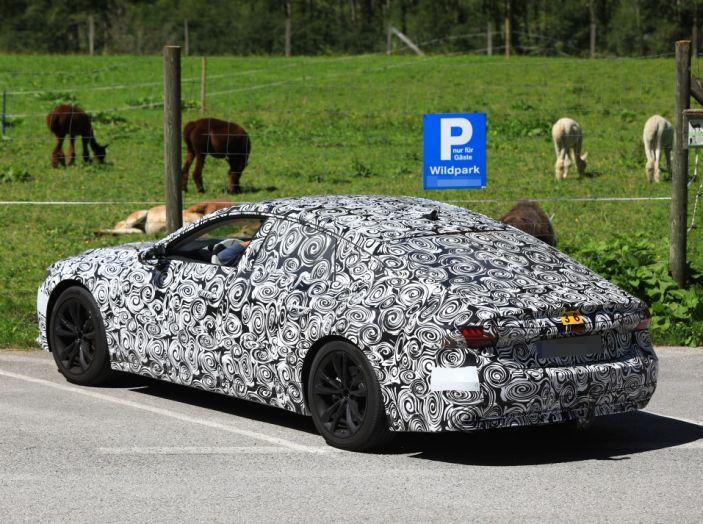 Audi A7, tutta nuova per il 2018 - Foto 11 di 27
