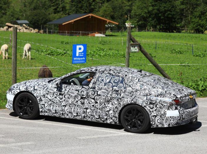 Audi A7, tutta nuova per il 2018 - Foto 12 di 27