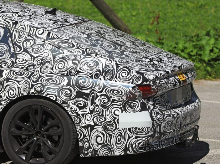 Audi A7, tutta nuova per il 2018 - Foto 13 di 27