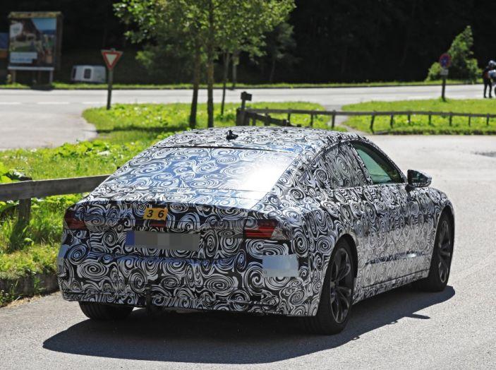 Audi A7, tutta nuova per il 2018 - Foto 19 di 27