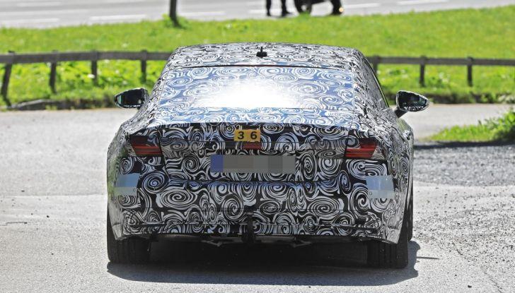 Audi A7, tutta nuova per il 2018 - Foto 20 di 27