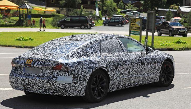 Audi A7, tutta nuova per il 2018 - Foto 23 di 27