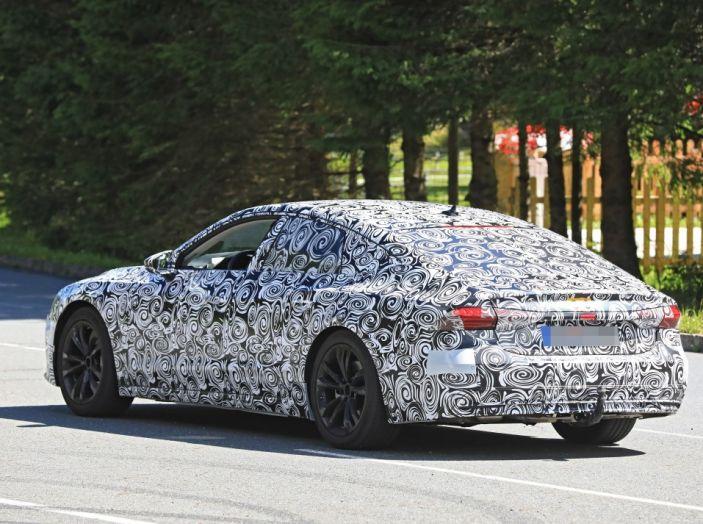 Audi A7, tutta nuova per il 2018 - Foto 5 di 27