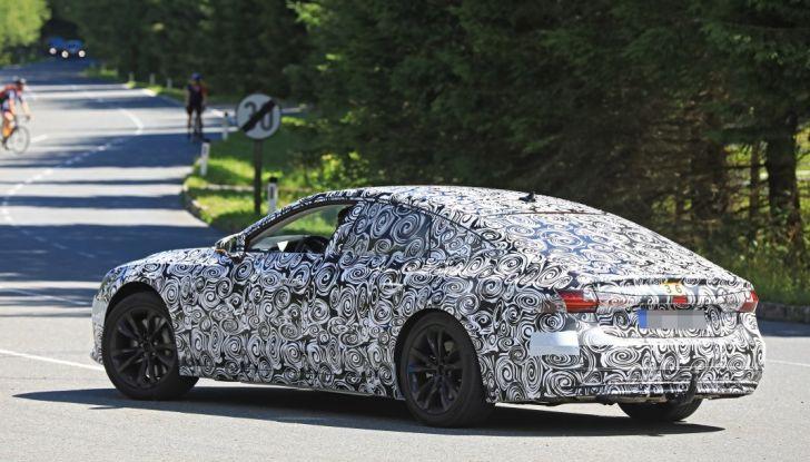 Audi A7, tutta nuova per il 2018 - Foto 6 di 27