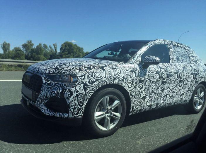 Audi Q3 2019: Il SUV compatto dei Quattro Anelli torna più forte - Foto 6 di 16