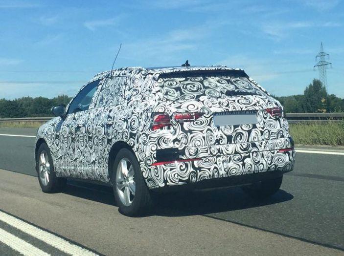 Audi Q3 2019: Il SUV compatto dei Quattro Anelli torna più forte - Foto 9 di 16