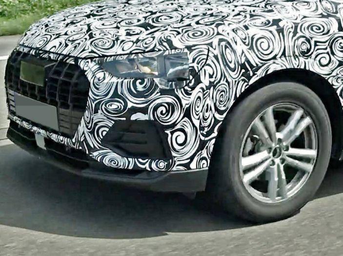 Audi Q3 2019: Il SUV compatto dei Quattro Anelli torna più forte - Foto 12 di 16