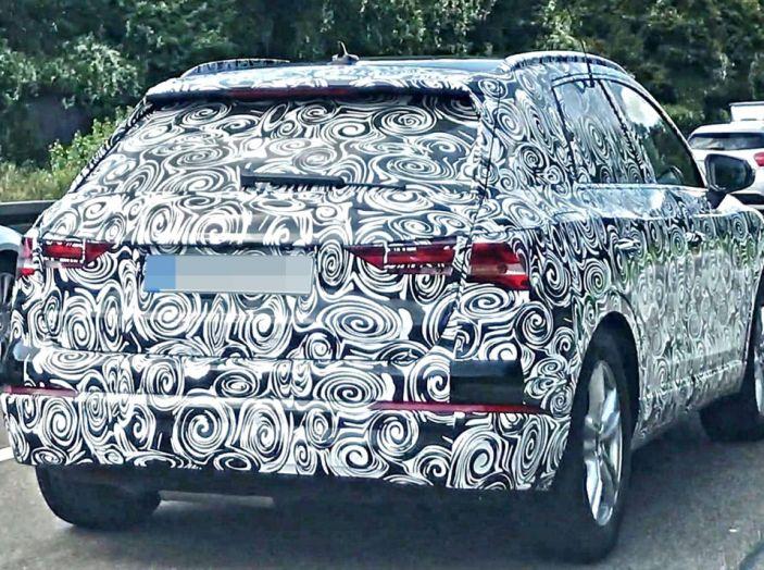 Audi Q3 2019: Il SUV compatto dei Quattro Anelli torna più forte - Foto 2 di 16