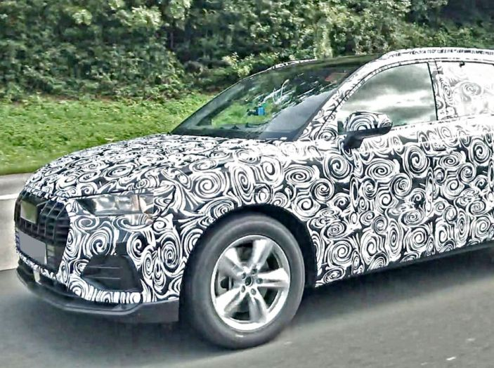 Audi Q3 2019: Il SUV compatto dei Quattro Anelli torna più forte - Foto 15 di 16