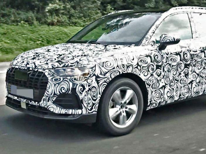Audi Q3 2019: Il SUV compatto dei Quattro Anelli torna più forte - Foto 1 di 16
