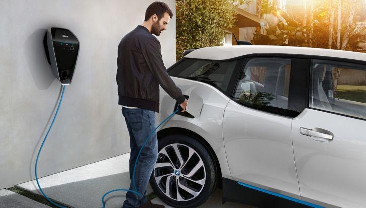 Alimentazione: differenze fra benzina, ibrida, ibrida plug-in e auto elettrica - Foto 8 di 18