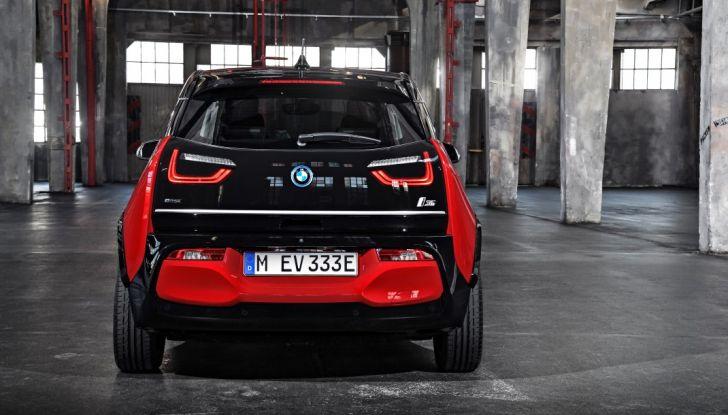 Nuova BMW i3 e i3s: l'elettrica diventa più aggressiva e tecnologica - Foto 13 di 20