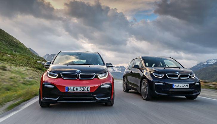 Nuova BMW i3 e i3s: l'elettrica diventa più aggressiva e tecnologica - Foto 1 di 20