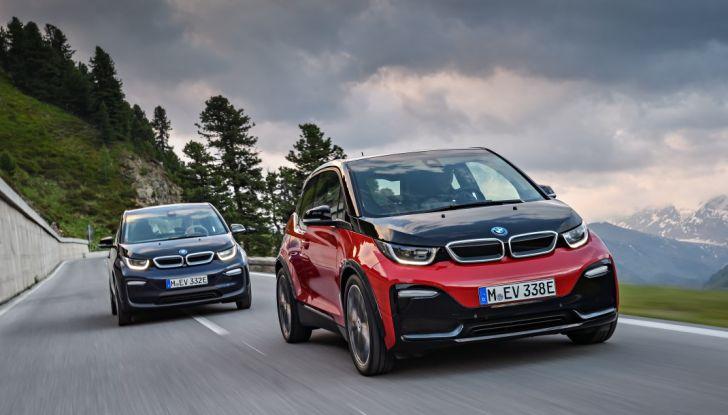 Nuova BMW i3 e i3s: l'elettrica diventa più aggressiva e tecnologica - Foto 2 di 20