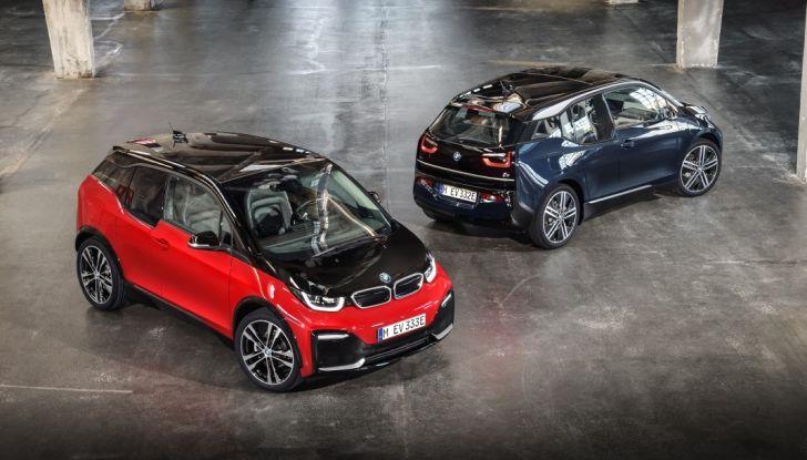 Nuova BMW i3 e i3s: l'elettrica diventa più aggressiva e tecnologica - Foto 11 di 20