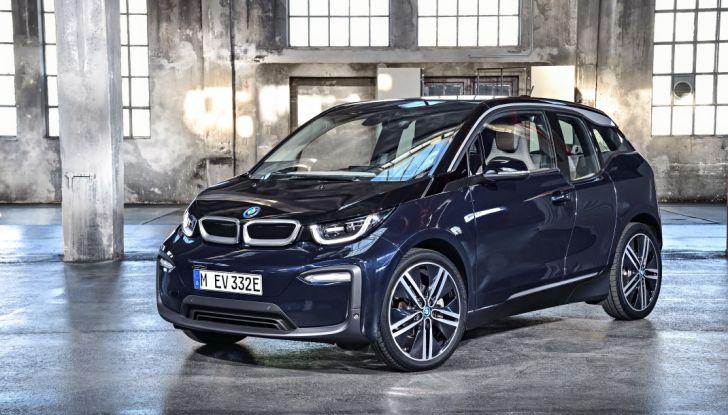 Nuova BMW i3 e i3s: l'elettrica diventa più aggressiva e tecnologica - Foto 20 di 20